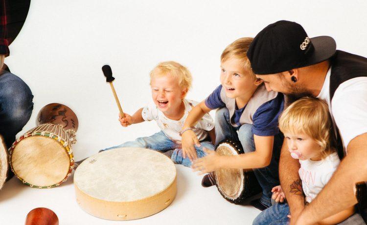 Trommeln Kiddies ab 6 Jahren